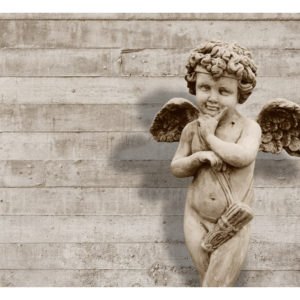 Fototapete - Angelic Face