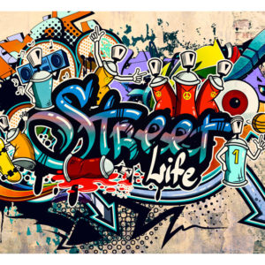 Fototapete – Street Life