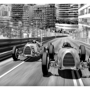 Fototapete – Monte Carlo Race
