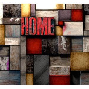 Fototapete – Colorful Home